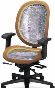 IRT components are commonly used in office seating, such as HON's Unanimous® Task Chair.