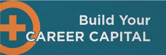 Build Career Capital - Blog Title