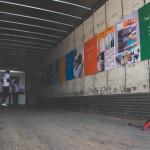 A look inside the semi-truck...a mini Leggett museum!
