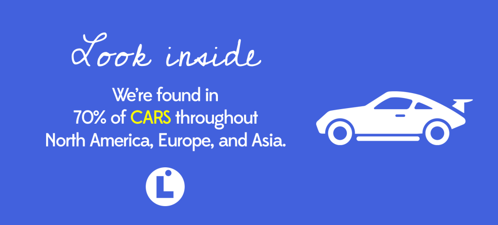 Look Inside - Cars