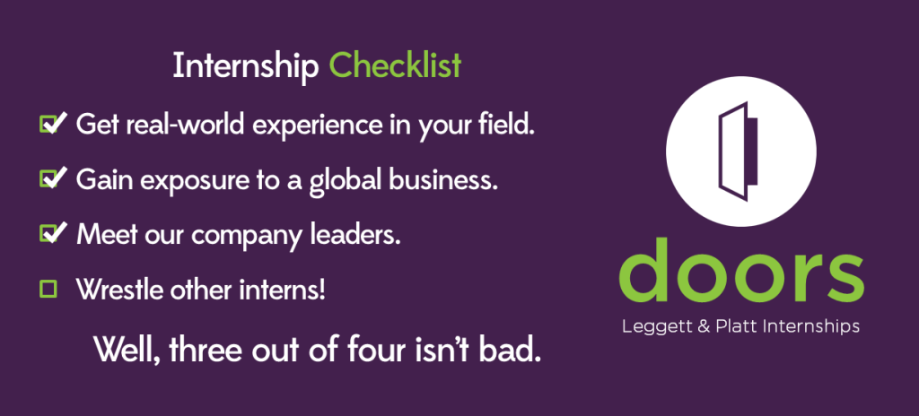 Look Inside - Internship Checklist
