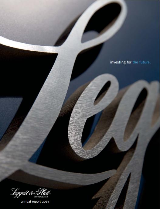 2014 annual report cover