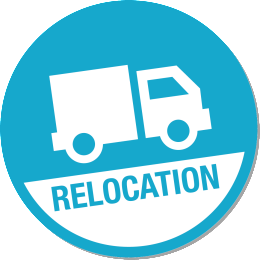 Relocation Services Icon