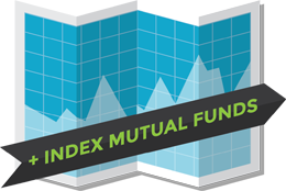 Beginner's Guide to Investing - Index Fund Logo