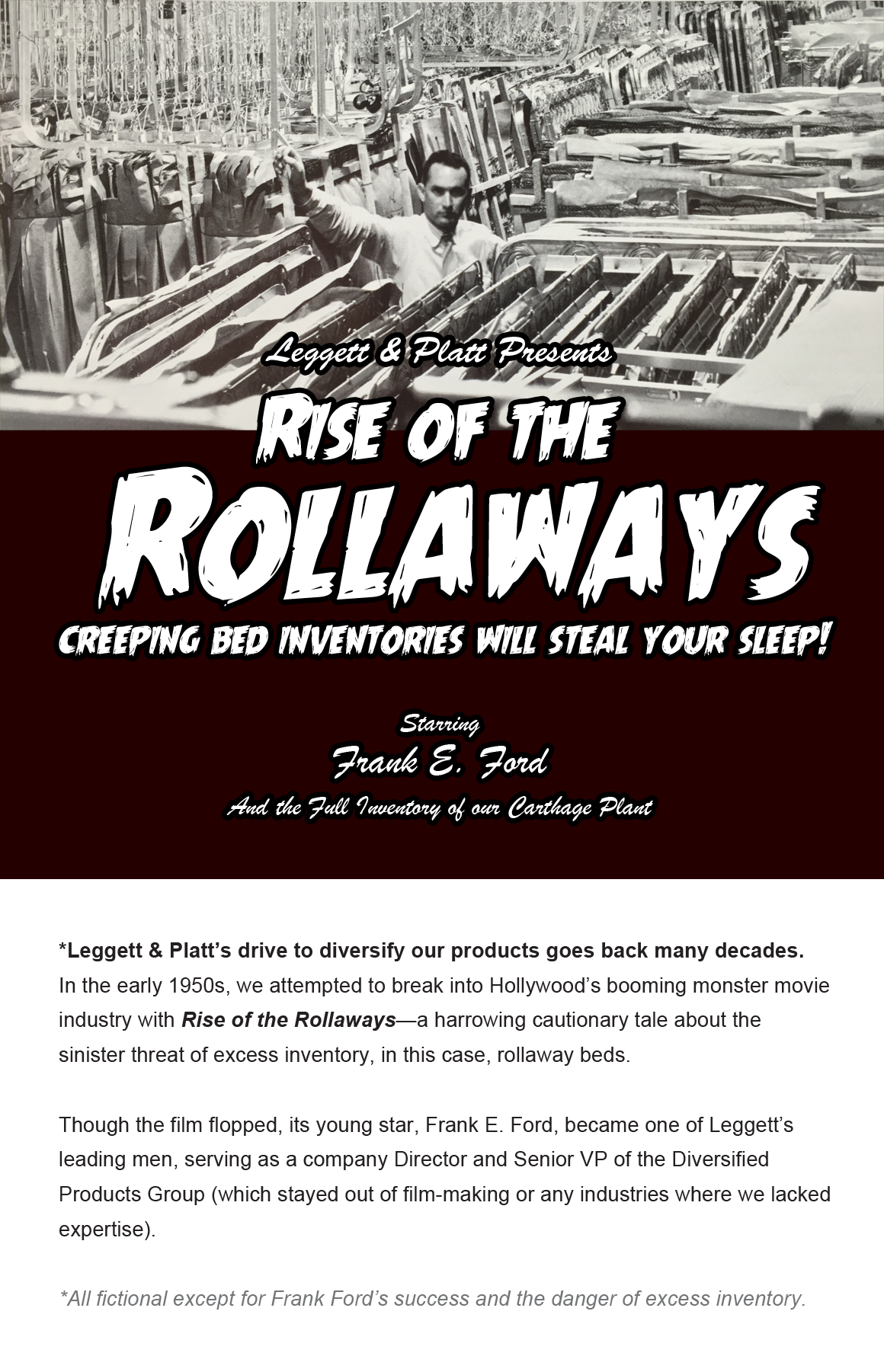 Rise of the Rollaways