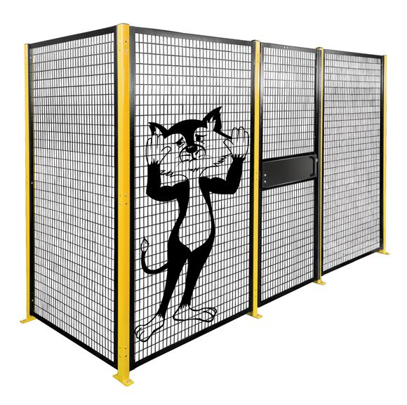 11. Cat - Folding Guard