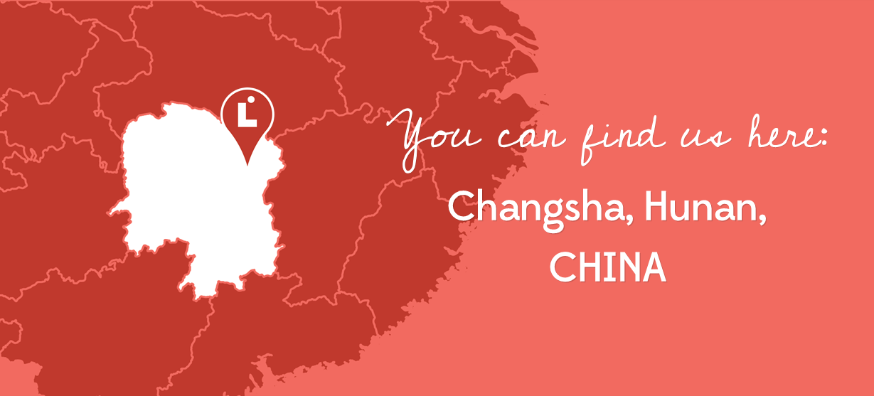 You Can Find Us Here - Changsha, Hunan, China