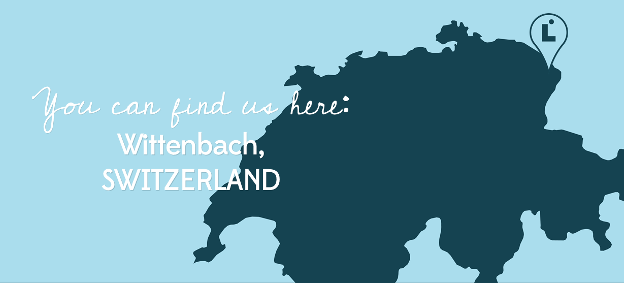 You Can Find Us Here - Wittenbach, Switzerland