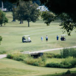 The Carthage Golf Course certainly looked beautiful for the scramble.