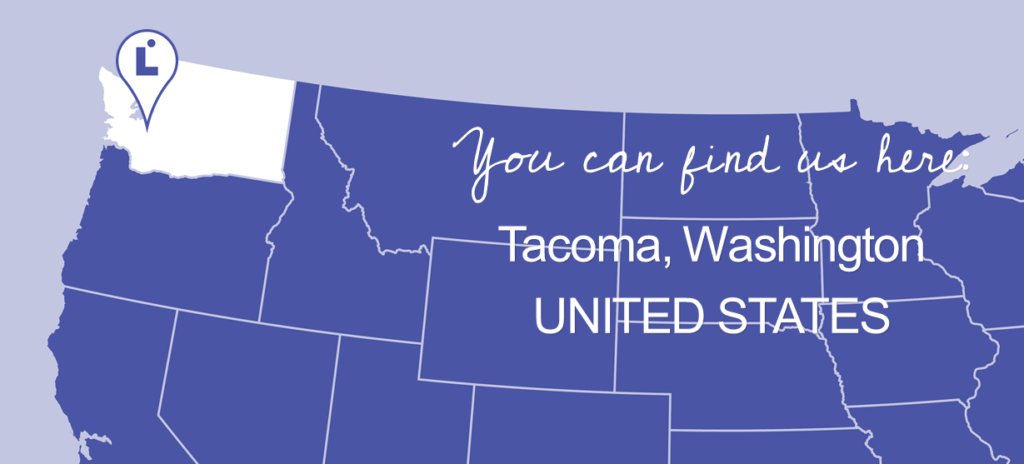 You Can Find Us Here - Tacoma, Washington, USA