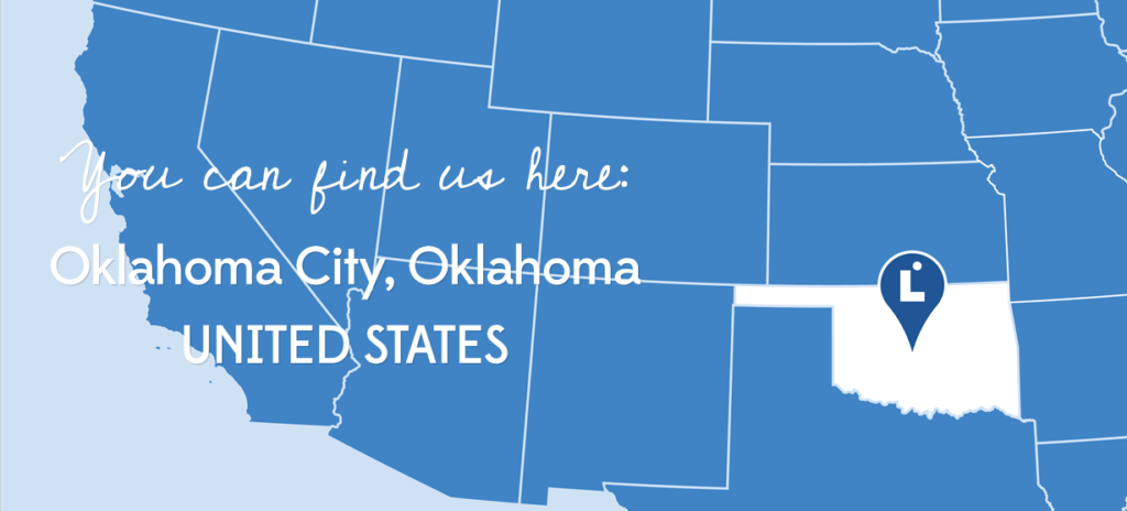 You Can Find Us Here - Oklahoma City, Oklahoma