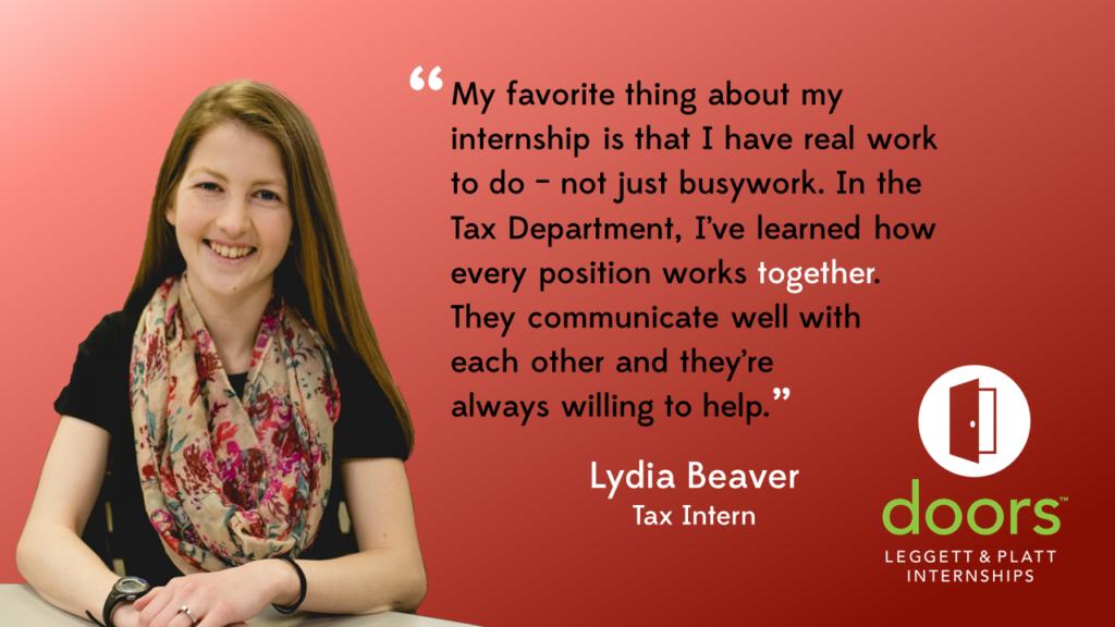 Lydia Beaver