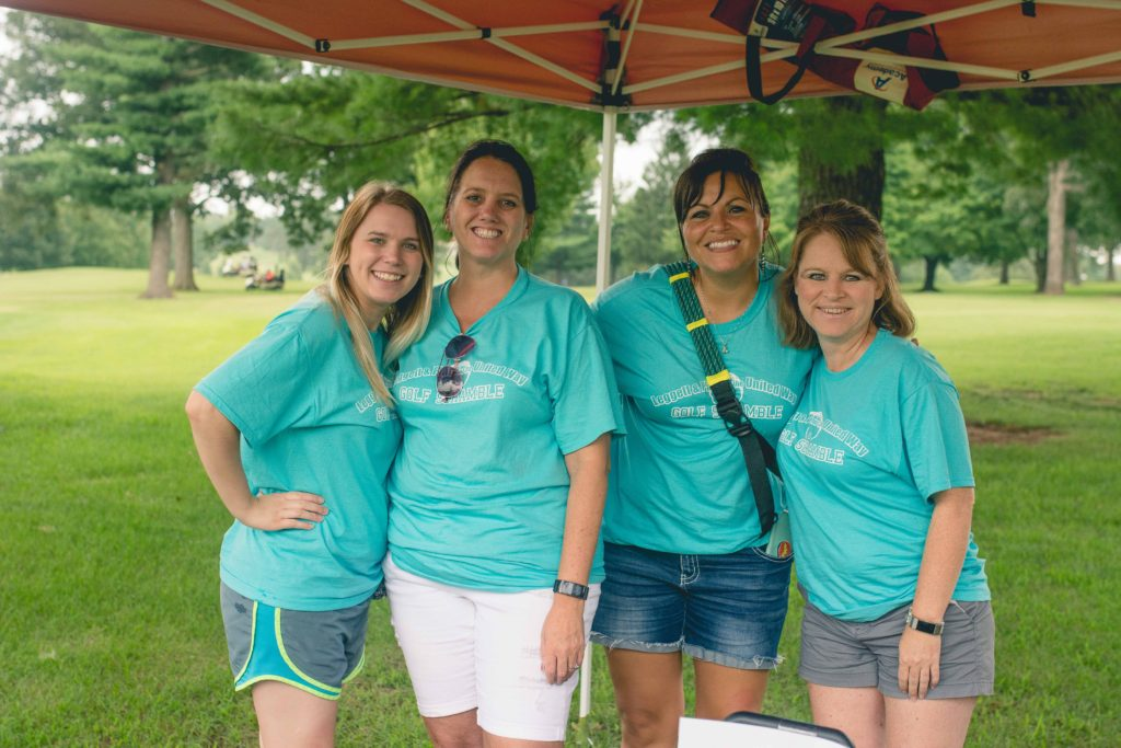 Some of our gracious volunteers!